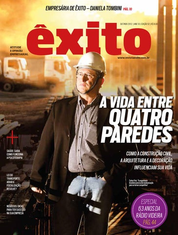 4fc7c43347 Revista Êxito 52 by Revista Êxito - issuu