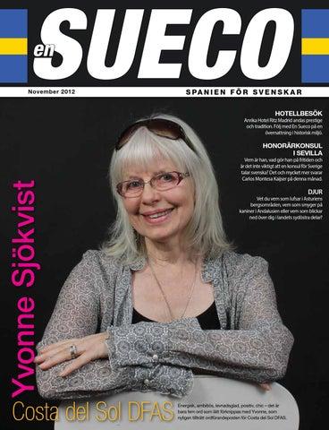 En Sueco november 2012 by Norrbom Marketing - issuu 29062f82e1beb