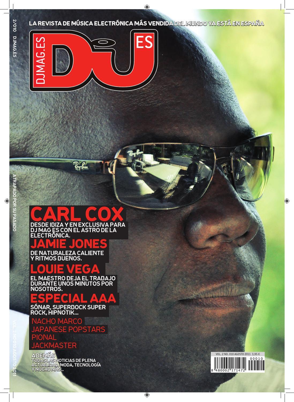 250fd84f03 DJ Mag Es 10, agosto 2011 by DJ Mag España - issuu