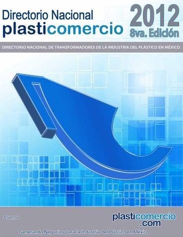 Directorio Plasticomercio 2012 by Plasticomercio - issuu 484cac9249e2