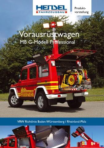 Hensel Beleuchtung | Mercedes G 461 Hensel Fahrzeugbau By Canada G Issuu