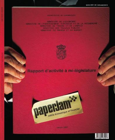 paperJam janvier 2007 by Maison Moderne - issuu 30cda74843d
