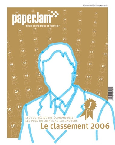 740edf3f909f98 paperJam decembre 2006 by Maison Moderne - issuu