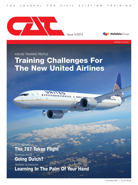 CAT Magazine Issue 5 2012 By Halldale Media Issuu