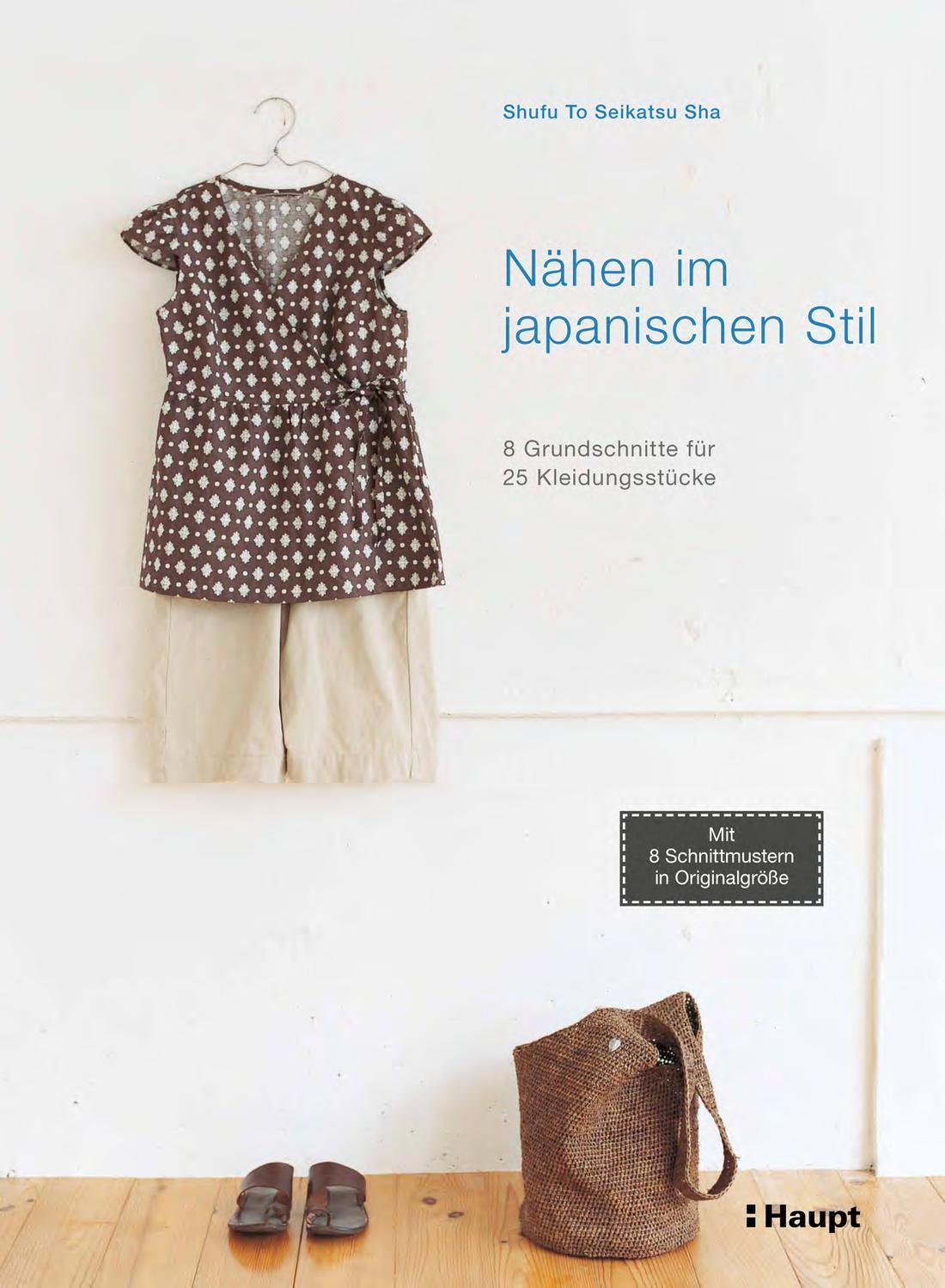 Shufu To Seikatsu Sha, Nähen by Haupt Verlag - issuu