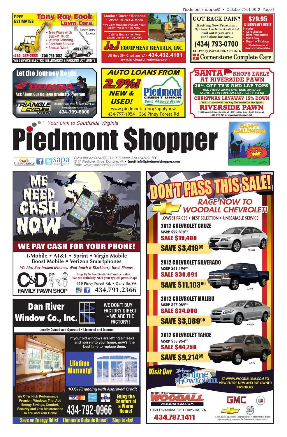 Piedmont Shopper by piedmont shopper - issuu baccbed93