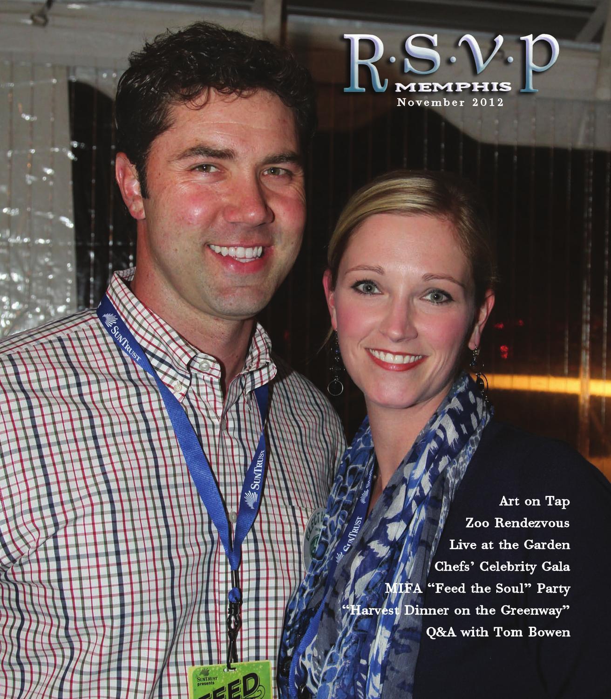 RSVP Magazine November 2012 By