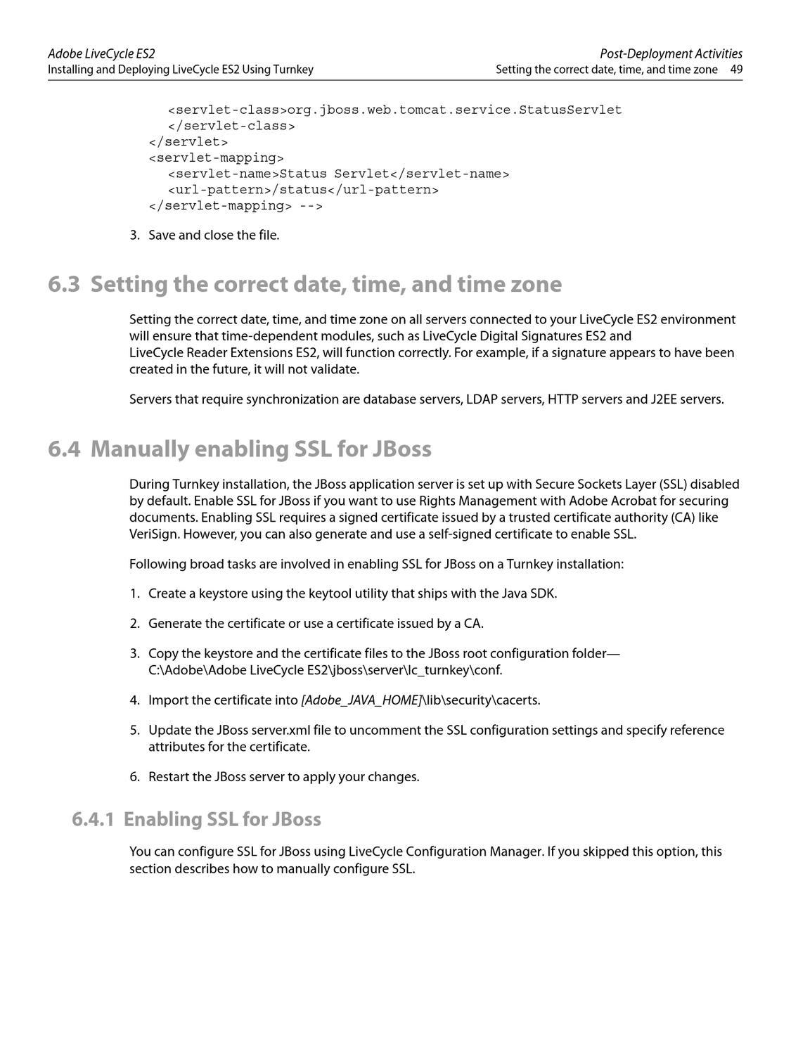 SSL for JBOSS by John Scannell - issuu