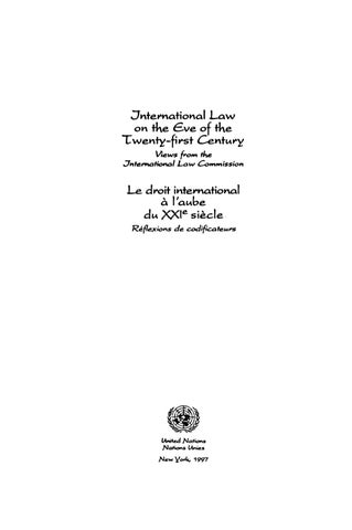 international-law-on-the-eve-of-the-21-century by Huella Jurídica de ...