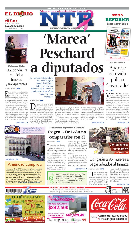 1c2fb4ac74 El Diario NTR by NTR Medios de Comunicación - issuu