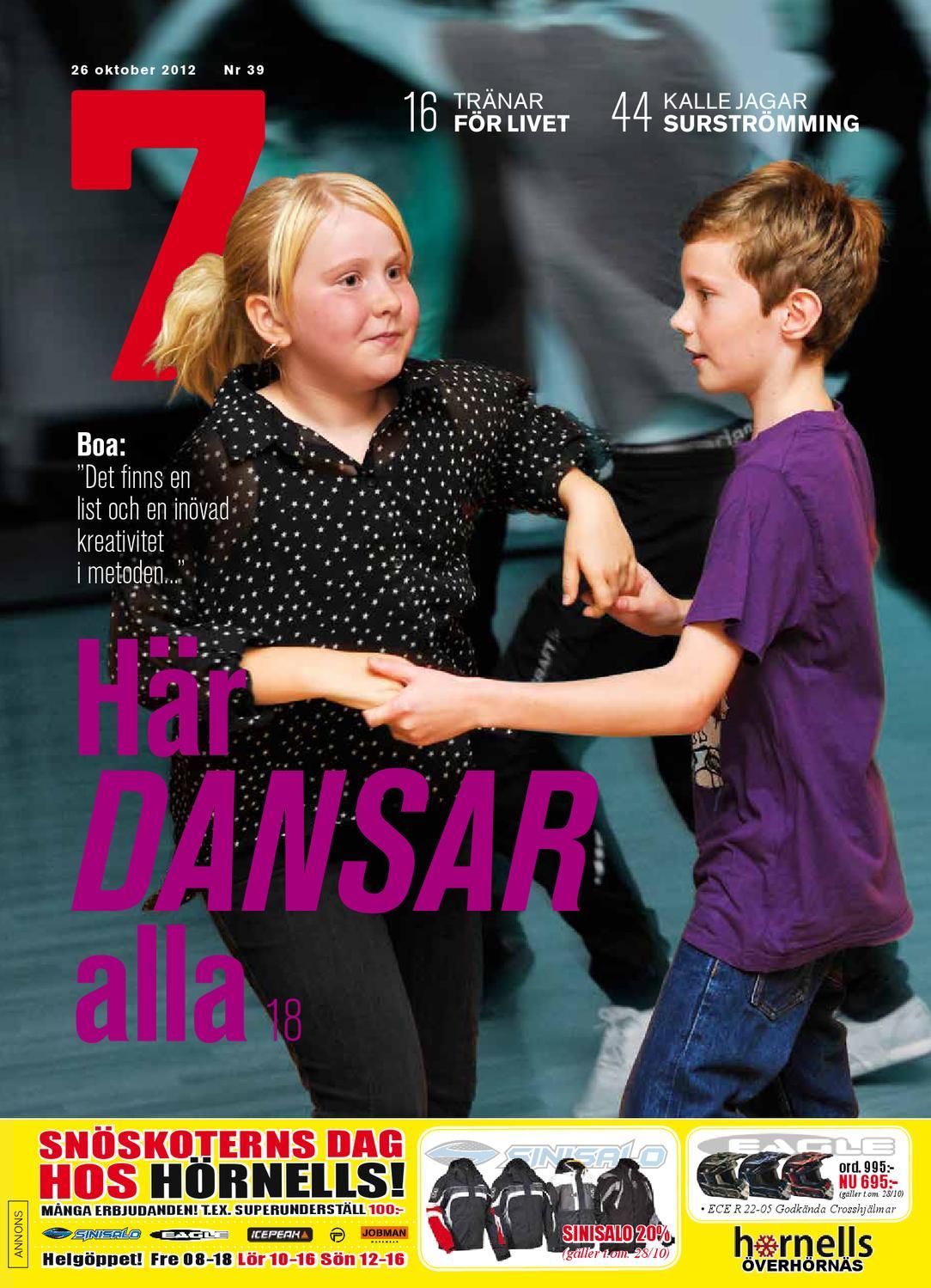 new product 97a74 e88db Tidningen 7 nr 39 2012 by 7an Mediapartner - issuu