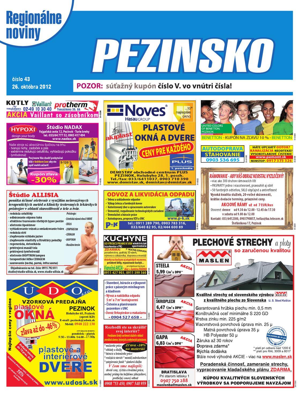 ac0b2e776 Pezinsko 12-43 by pezinsko - issuu