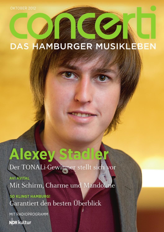 concerti - das Hamburger Musikleben Oktober 2012 by concerti - Das ...