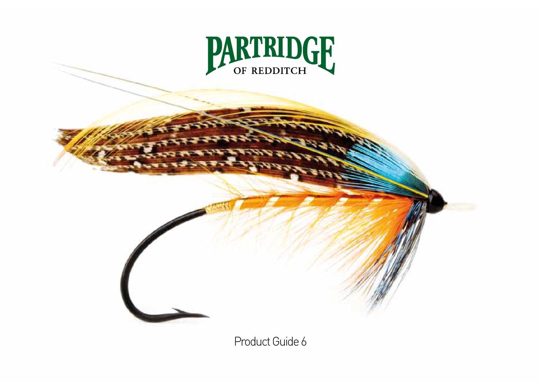 Partridge Hooks CS1ST Pike Instant Strike Hook