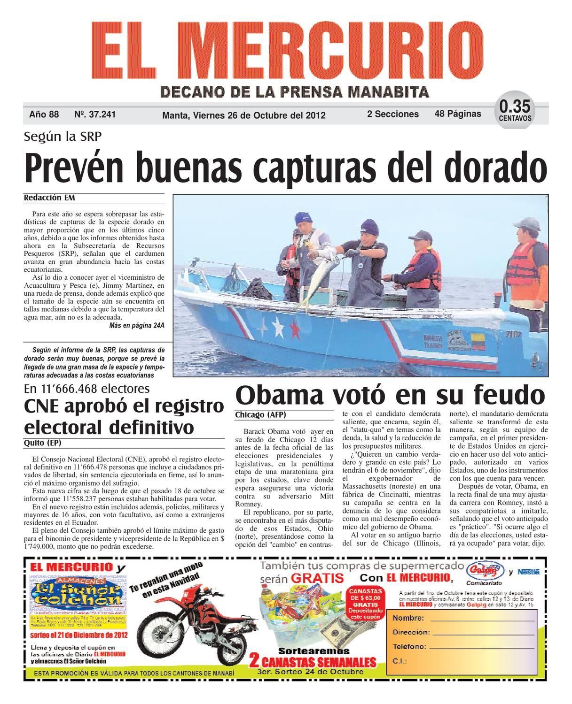 26octubre2012 by Diario El mercurio - issuu