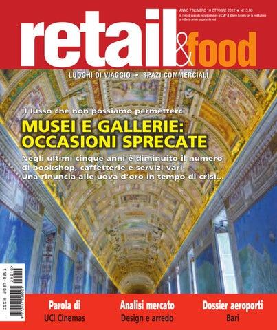 retail food ANNO 7 NUMERO 10 OTTOBRE 2012 • e 3 0b6028ce60df