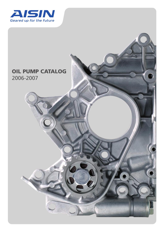 Aisin Op Catalog By Rodrigo Gomez Issuu Ops Wiring Diagrams