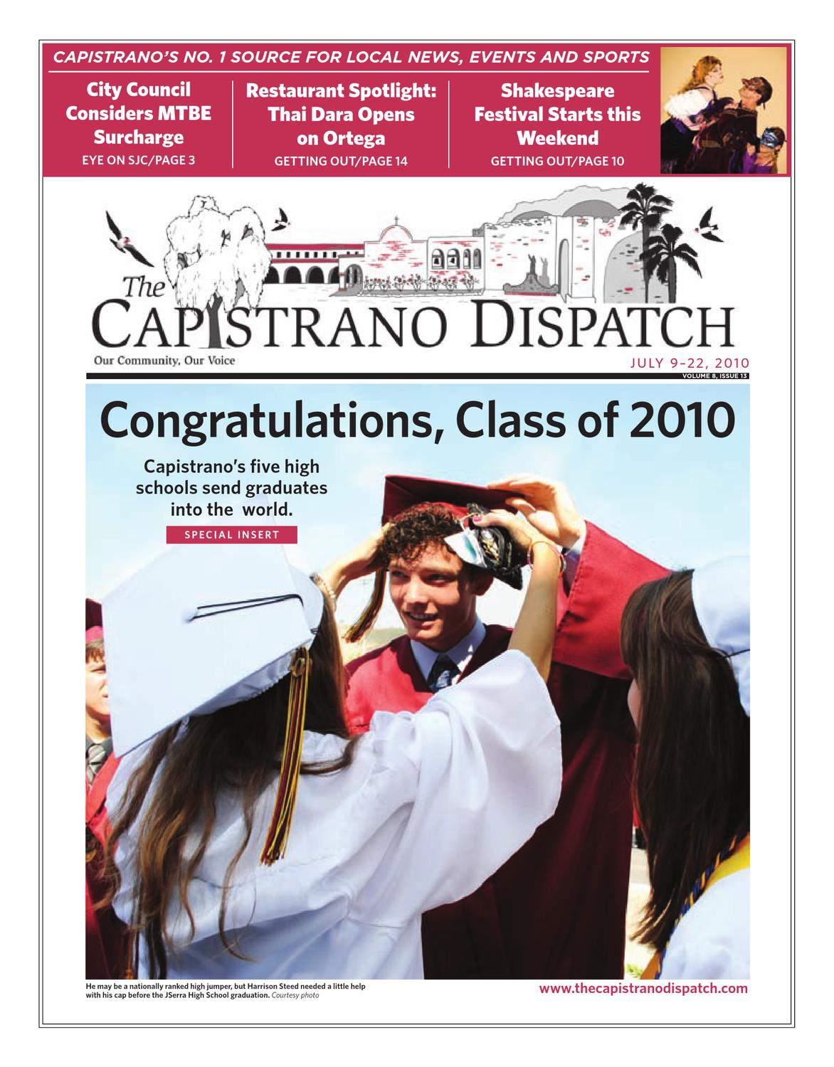 The Capistrano Dispatch By