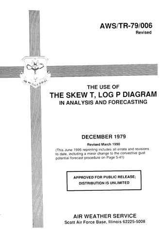 The Use Of The Skew T Log P Diagram In Analysis And Forecasting By