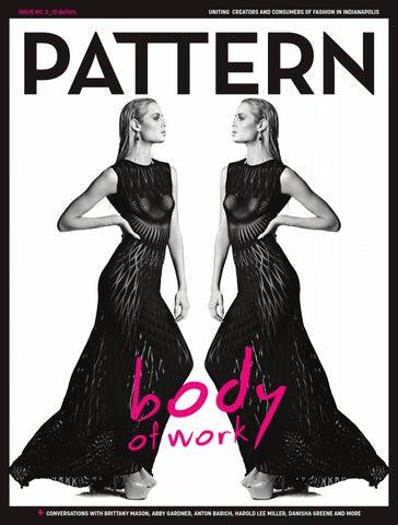 a2bc290f62 PATTERN Magazine ISSUE 2 FALL 2012 by PATTERN Magazine - issuu