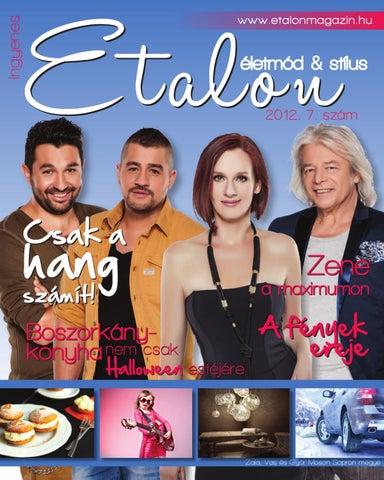Etalon Magazin - 2012 7. szám by Zoltan Galbavy - issuu afbecfb2ae
