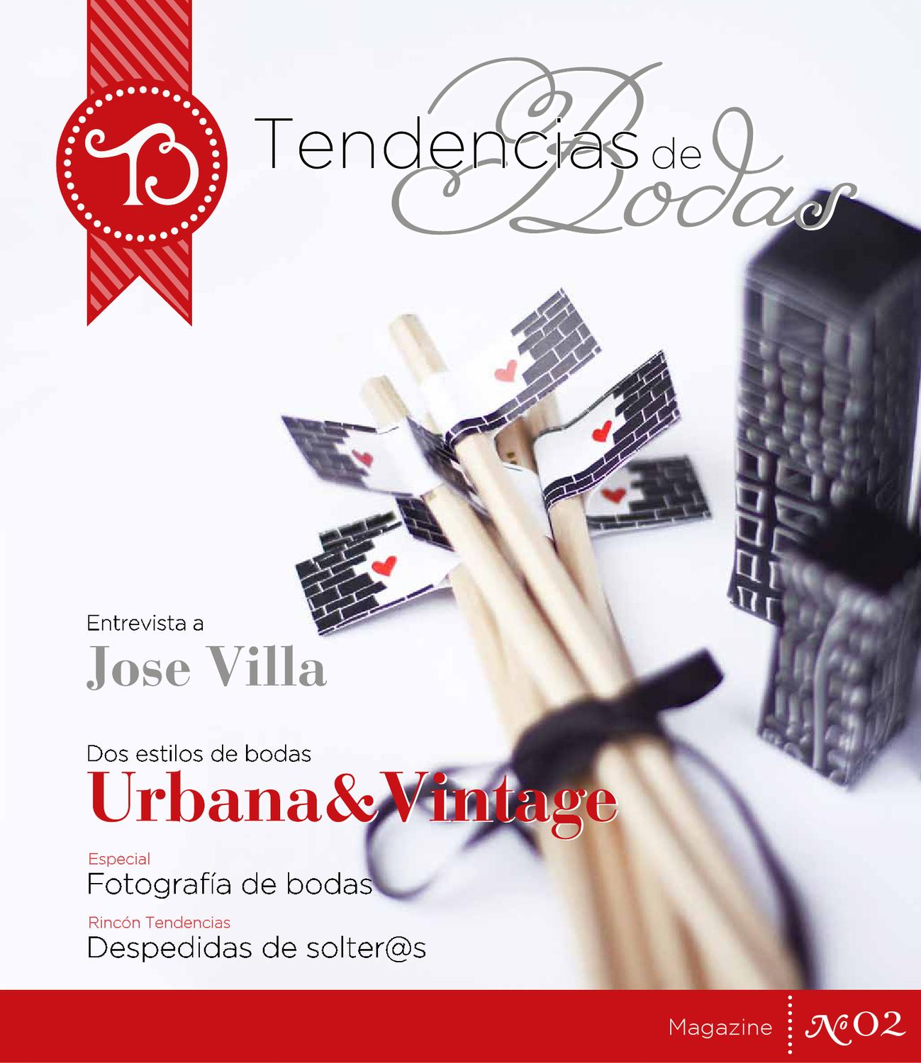 Nº02 Tendencias de Bodas Magazine (Oct 11) by Tendencias de Bodas - issuu 15b31d8805b