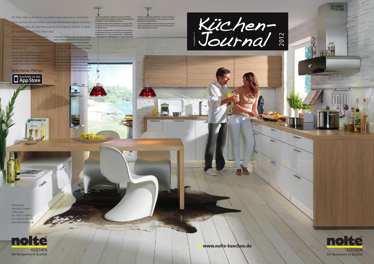 kuhinje nolte katalog 2012 by svet pohi tva issuu. Black Bedroom Furniture Sets. Home Design Ideas