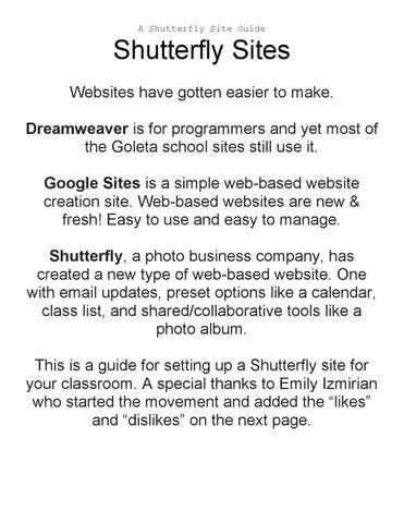 Sites like shutterfly