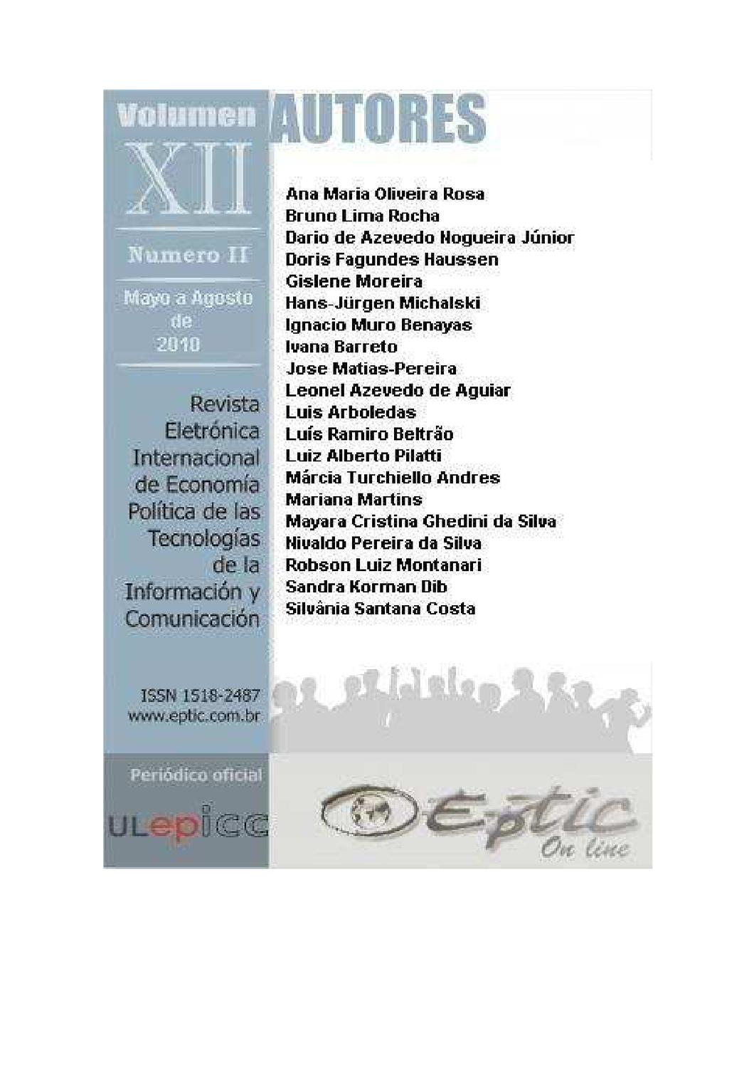 Revista completa v12 n 2 by eptic portal issuu fandeluxe Gallery