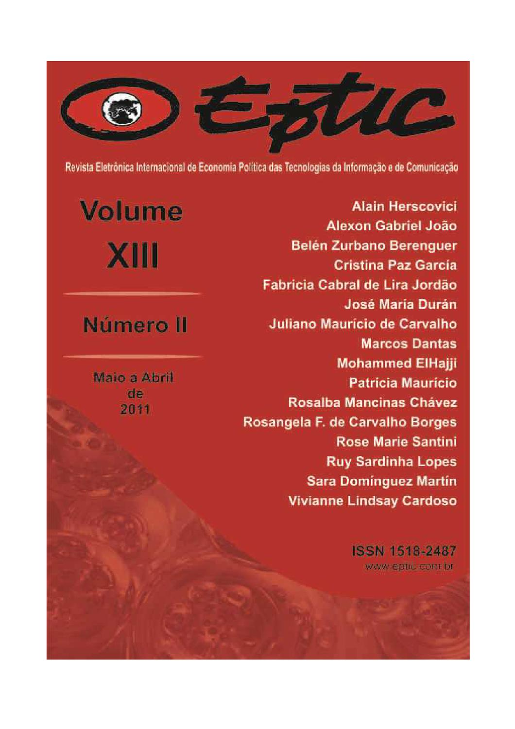 Revistacompleta v13 n2 by eptic portal issuu fandeluxe Choice Image