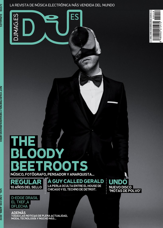 DJ Mag ES 018 by DJ Mag España - issuu 780017128093