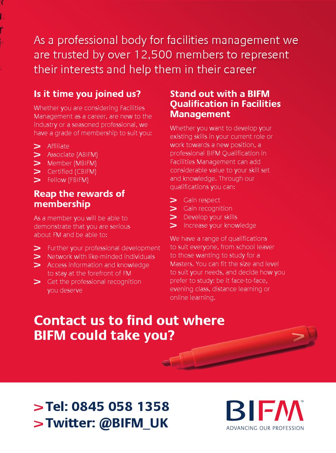 2013 Guide To Careers In Fm By Redactive Media Group Issuu
