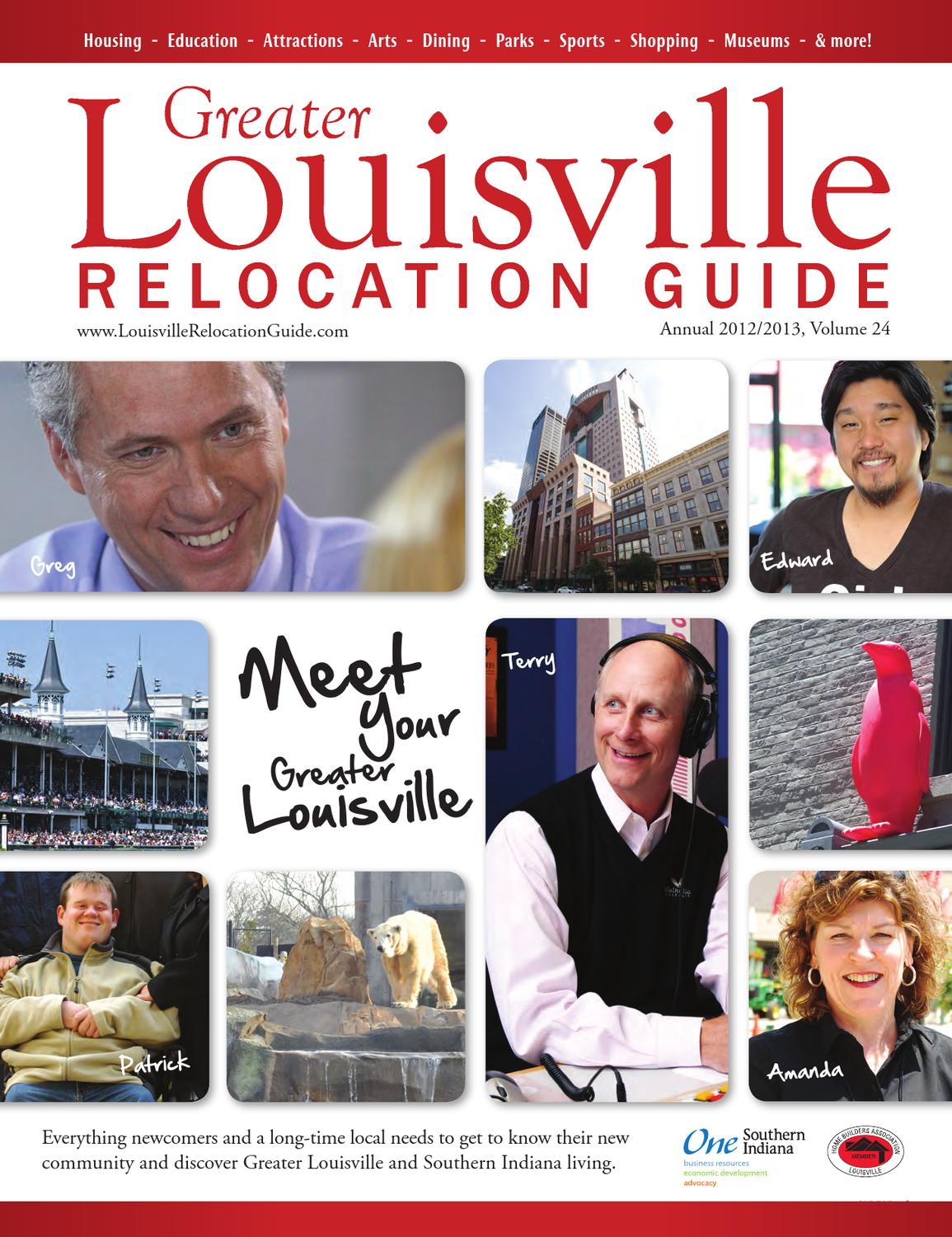 2012/13 Greater Louisville Relocation Guide by Building ...
