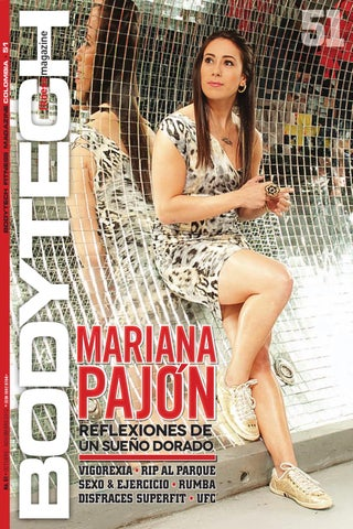 d601ed392 BODYTECH FITNESS MAGAZINE by bodytech fitness magazine - issuu