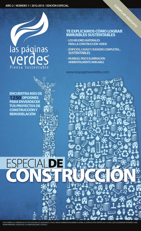 d890d421d5fa LPV Directorio de productos y servicios verdes México 2015 by Las Paginas  Verdes - issuu