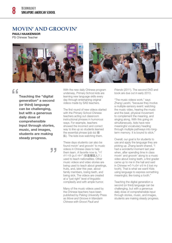 Crossroads October 2012 Volume 15 By Singapore American School Issuu