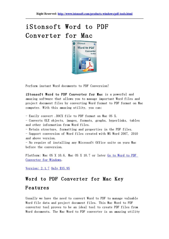 Pdf Suite Mac