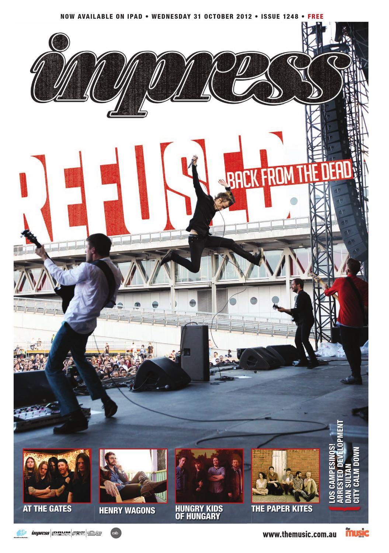 Inpress Issue 1248 by TheMusic com au - issuu