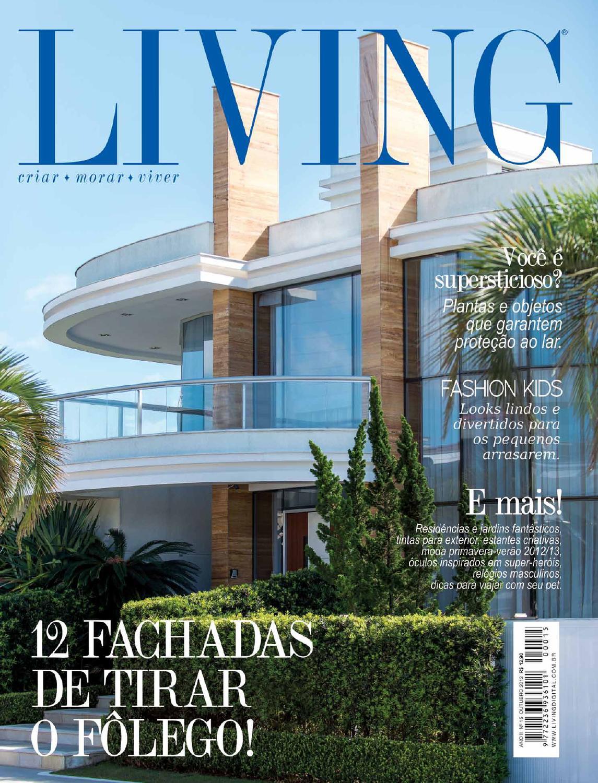 eedb4b90633eb Revista Living - Edição nº 15 - Outubro de 2012 by Revista Living - issuu
