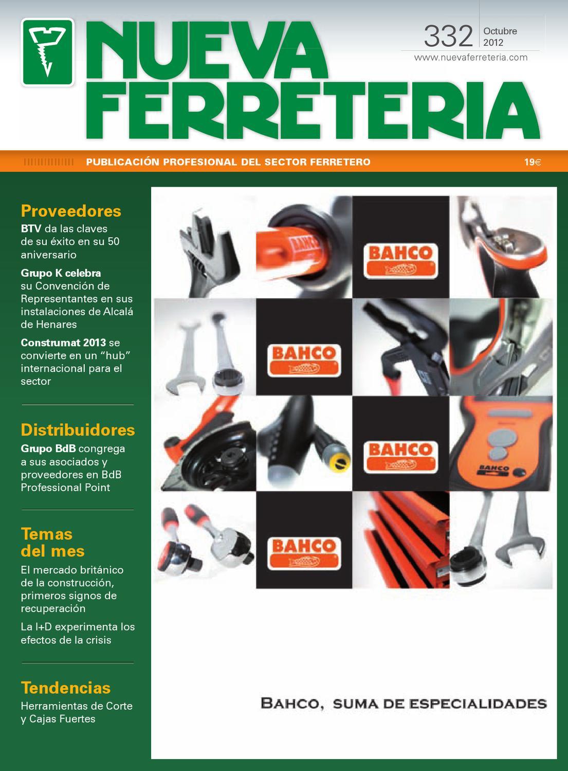 Ferreteria-332 by Versys Ediciones Técnicas 238af99e6c3e