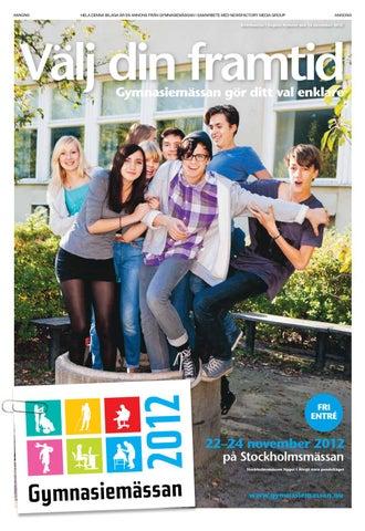 Allt farre elever soker omvardnadsprogrammet