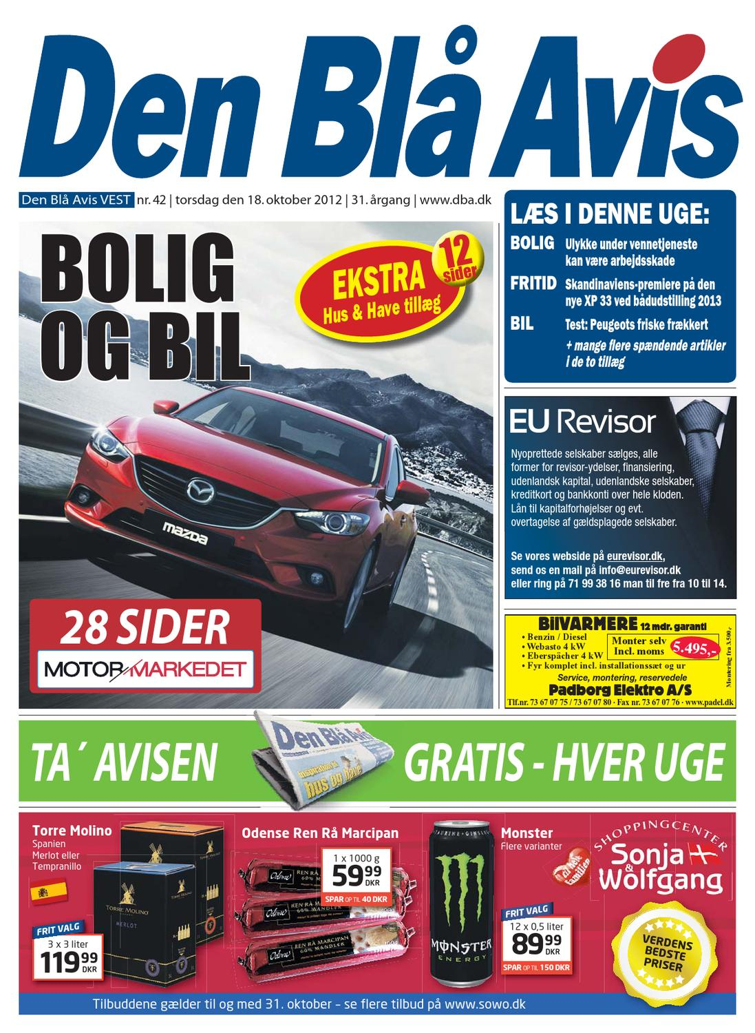 95b999a2 Den Blå Avis - VEST - 42-2012 by Grafik DBA - issuu