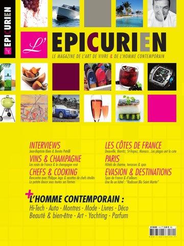 d6cee00652b6 L EPICURIEN magazine 108 by Tony Barusta - issuu
