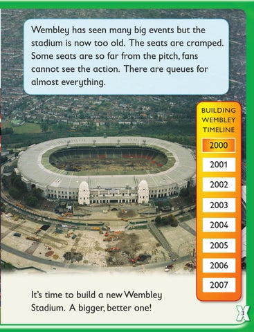 an analysis of the wembley stadium building project Construction of the new wembley stadium, which began in october 2002,  the  aim of the project was to design and build a state-of-the-art.