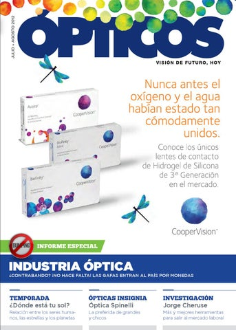 c2f55844db Revista Ópticos Nro. 27 by Julian Montagna - issuu