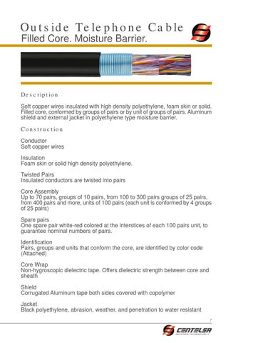 Steel wire armoured swa pvc cable by eland cables issuu telecommunications cables greentooth Gallery