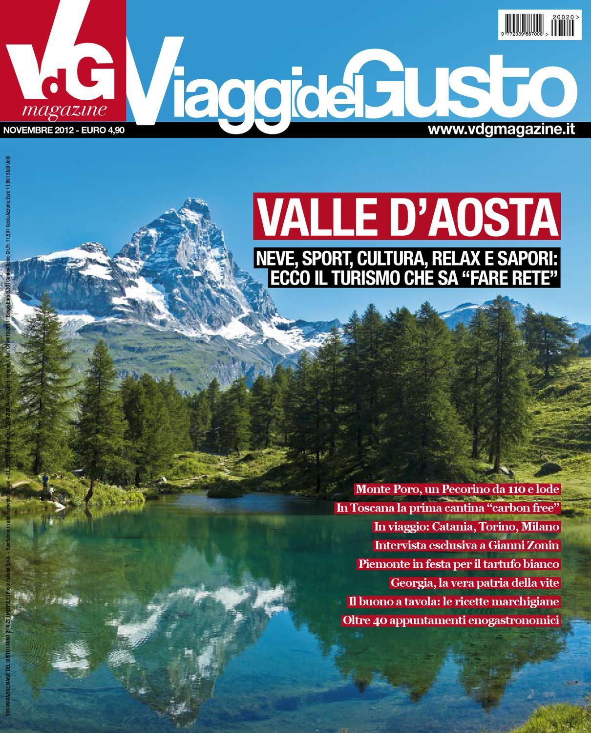 VdG Magzine Viaggi del Gusto Novembre 2012 by vdgmagazine - issuu 27a8b3d4f1d2