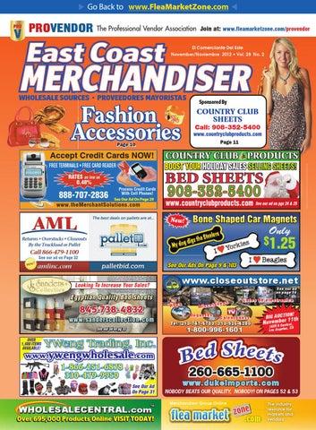 20a7b566c15 East Coast Merchandiser 11-12 by Sumner Communications - issuu