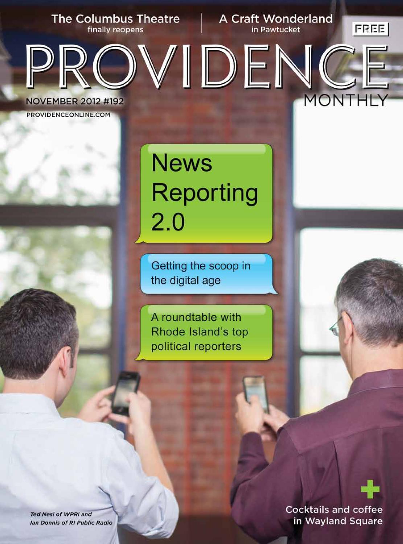 1552230dfdfb Providence Monthly November 2012 by Providence Media - issuu