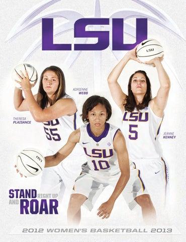 01db6b91fba0 2012-13 LSU Women s Basketball Media Guide by LSU Athletics - issuu